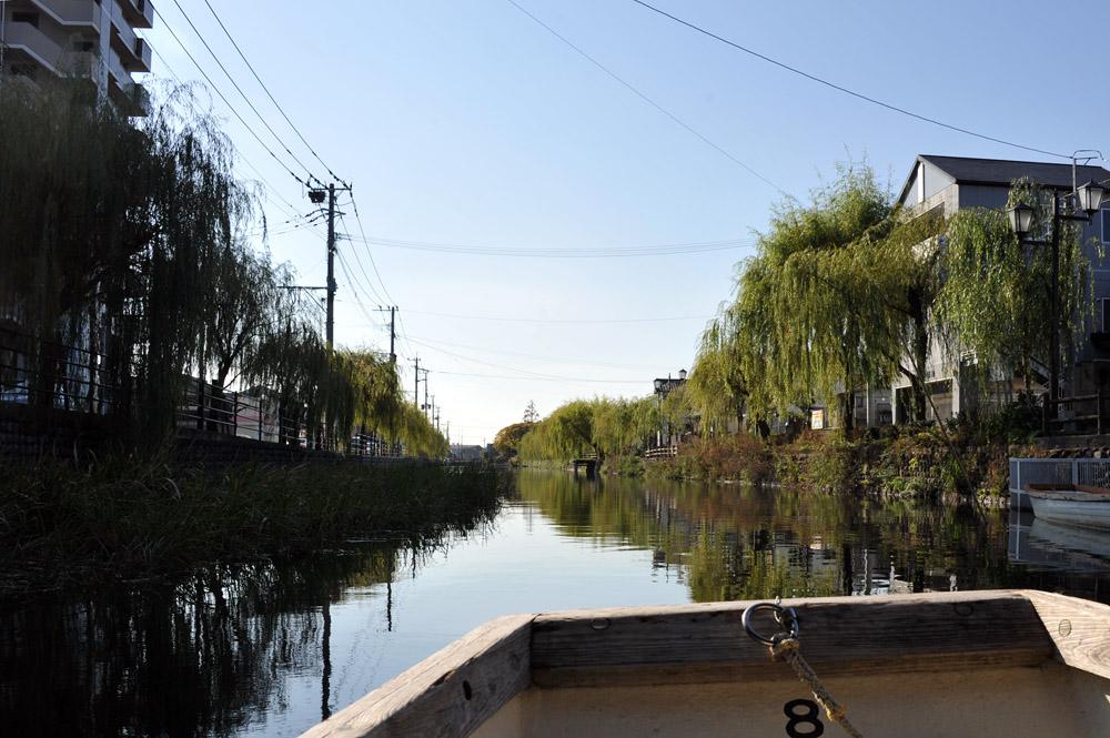 柳川の川下りと観光_a0042310_16112119.jpg