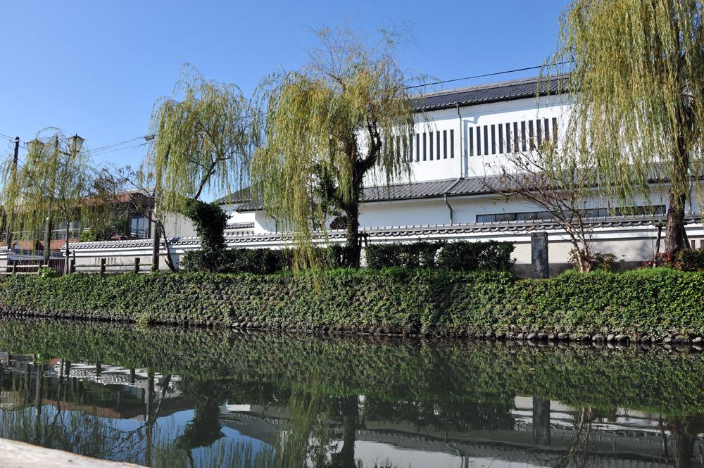 柳川の川下りと観光_a0042310_16114271.jpg