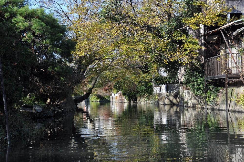 柳川の川下りと観光_a0042310_161709.jpg