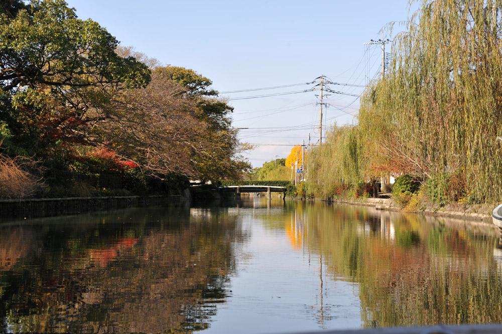 柳川の川下りと観光_a0042310_16194489.jpg
