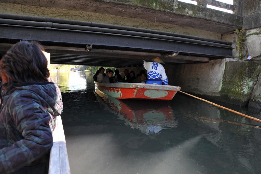 柳川の川下りと観光_a0042310_1621090.jpg