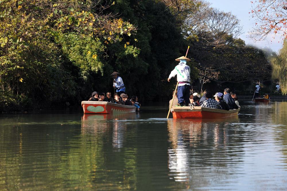 柳川の川下りと観光_a0042310_16215973.jpg