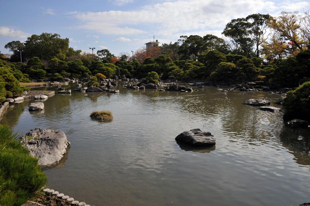 柳川の川下りと観光_a0042310_16372866.jpg