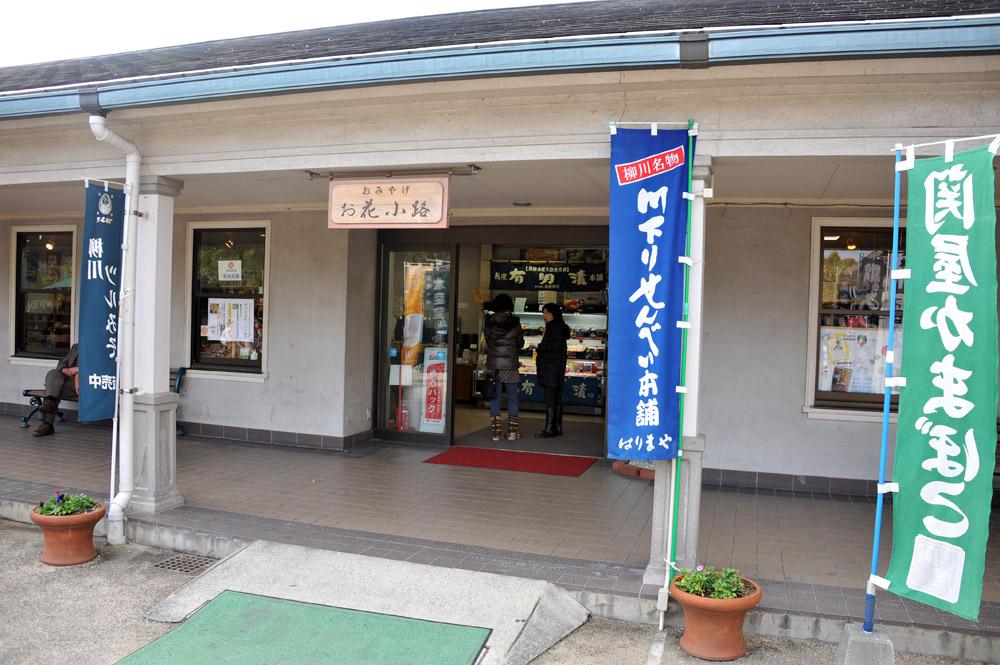 柳川の川下りと観光_a0042310_1644641.jpg