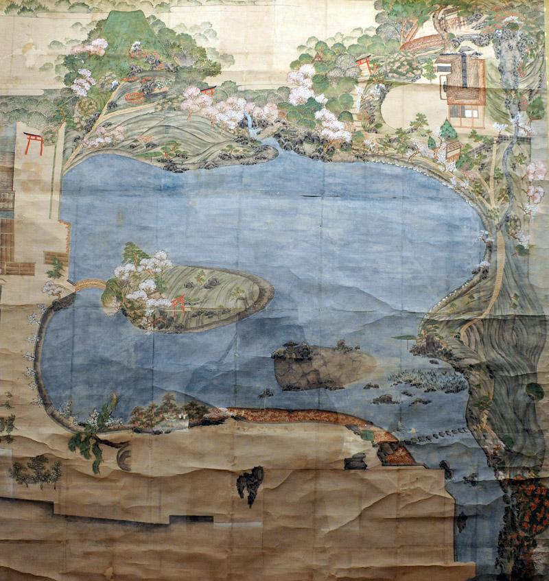 柳川の川下りと観光_a0042310_16471230.jpg
