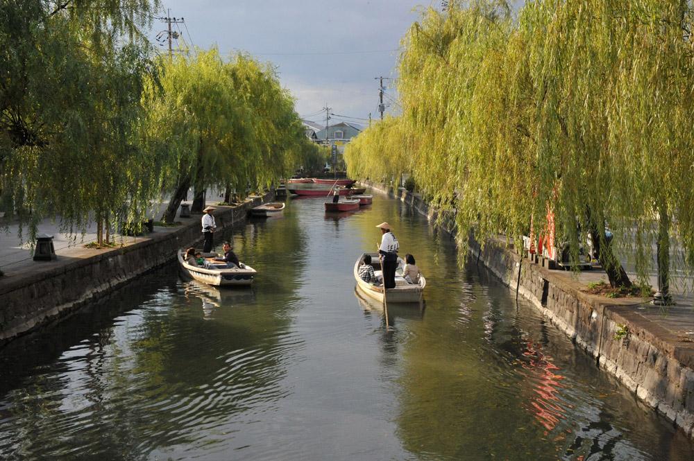 柳川の川下りと観光_a0042310_174584.jpg