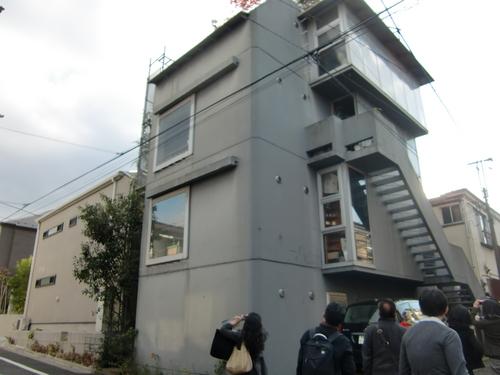 室伏次郎邸見学会参加_e0240310_1034329.jpg