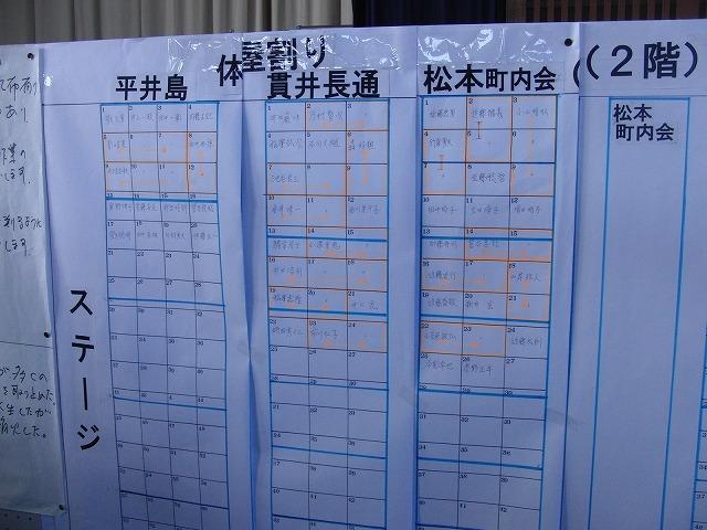 富士高を避難所とする近隣4区の合同避難所訓練 その2_f0141310_8272388.jpg