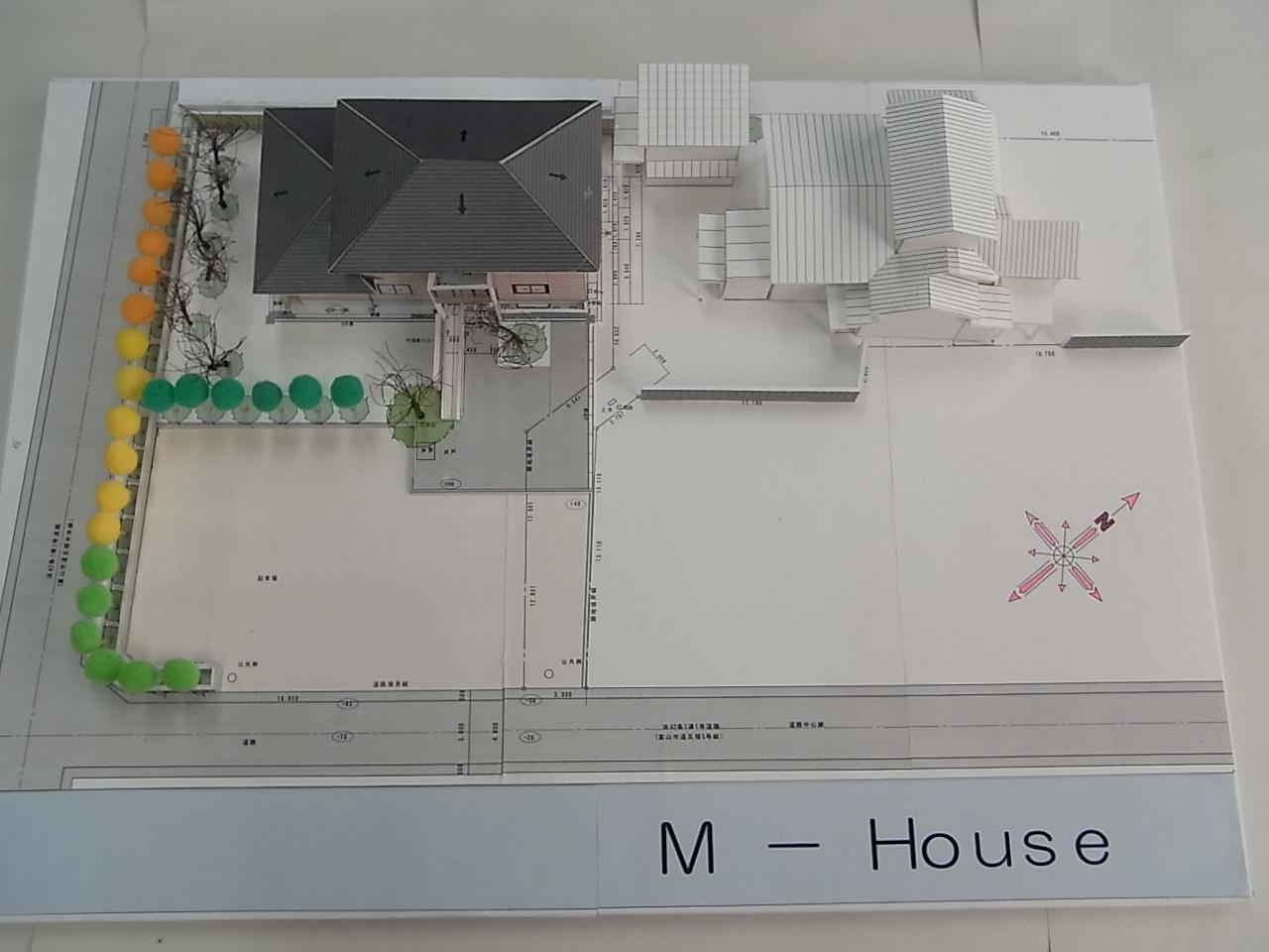 m-house模型_c0194417_11503138.jpg