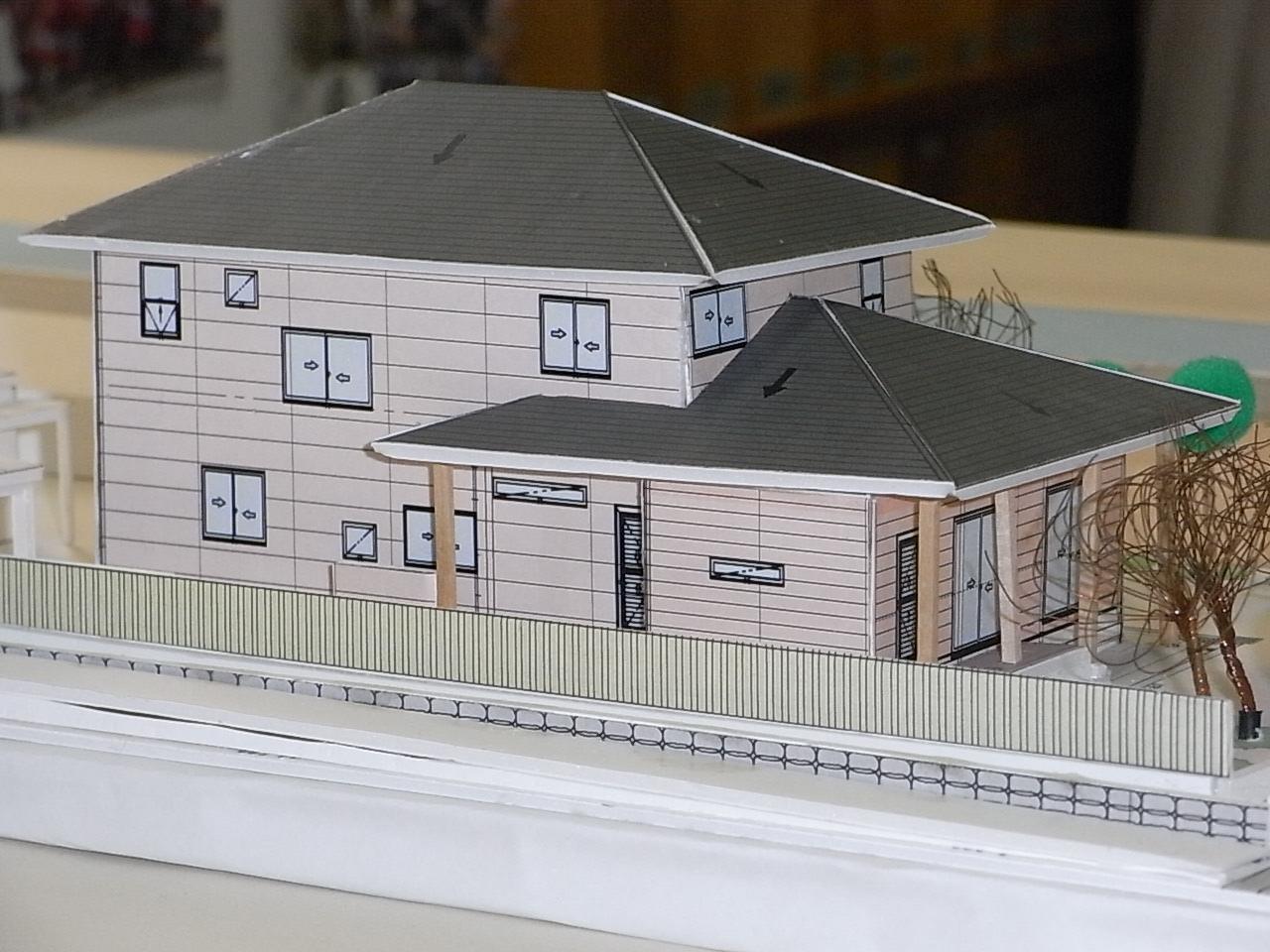 m-house模型_c0194417_11533615.jpg