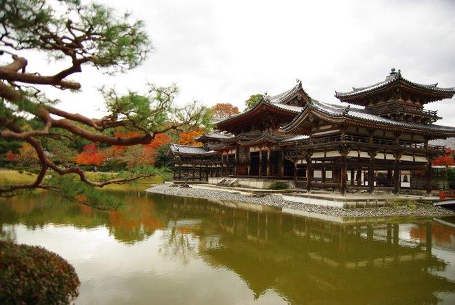再び京都へ 宇治 平等院_e0171336_1351991.jpg