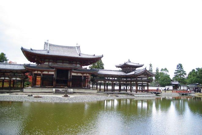 再び京都へ 宇治 平等院_e0171336_13609.jpg