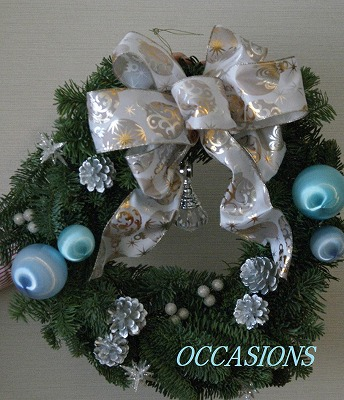 クリスマスリース&ツリー・レッスン_e0158355_1341121.jpg