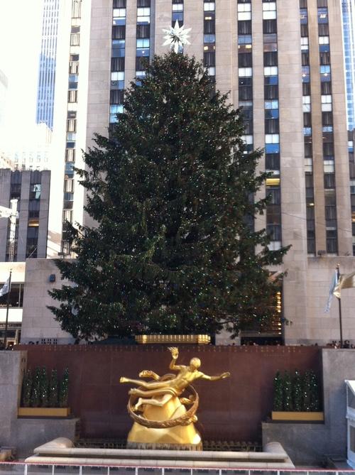ロックフェラーのクリスマスツリー_f0088456_017267.jpg