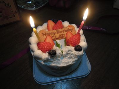 Happy Birthday CLAP_a0239065_18112342.jpg