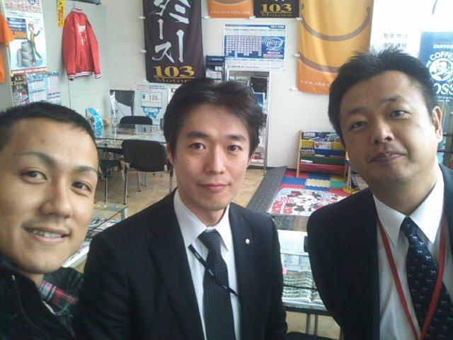 オリコさん(^o^)_b0127002_12222421.jpg