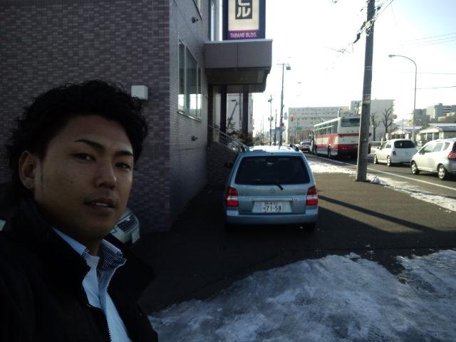 ランクル TOMMY札幌店 12月8日!小野様 グランビア 納車☆_b0127002_2262652.jpg