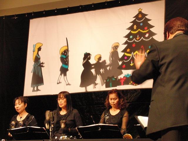 「MAUハンドベルリンガーズ」のクリスマスコンサート_f0141310_655475.jpg