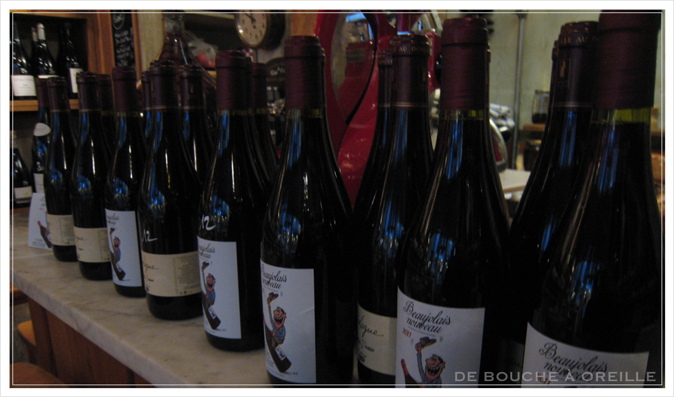 Beaujolais nouveau @ La Crémerie_d0184921_14413325.jpg