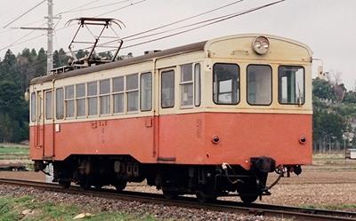 日立電鉄 モハ16_e0030537_1285554.jpg