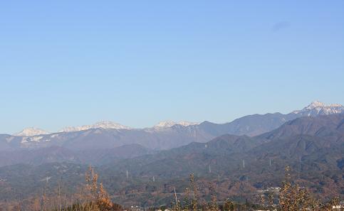 南アルプスの雪景色_c0084368_18321156.jpg