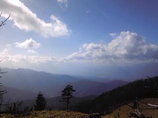 南アルプスの雪景色_c0084368_1849465.jpg
