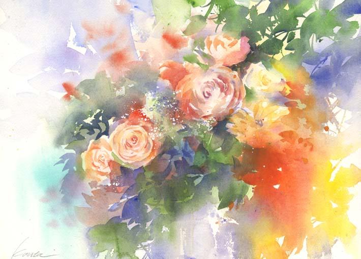 めずらしく花_f0176370_17282098.jpg