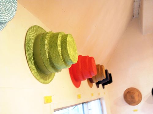 CURIONE 帽子展_c0026674_15281453.jpg