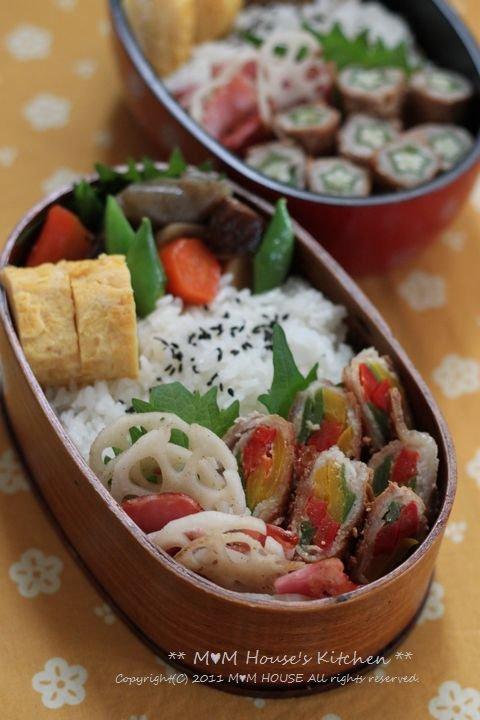 今日のお弁当 ☆ ケンタロウレシピ・大根とカリカリ鶏のサラダ仕立て♪_c0139375_11194098.jpg