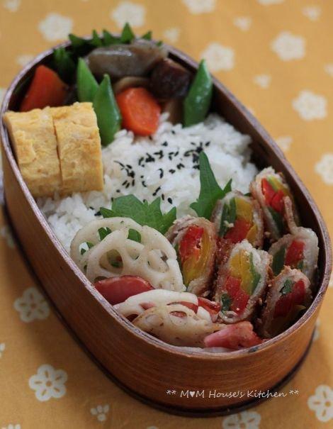 今日のお弁当 ☆ ケンタロウレシピ・大根とカリカリ鶏のサラダ仕立て♪_c0139375_11203675.jpg