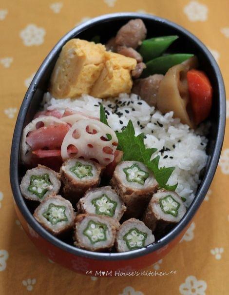 今日のお弁当 ☆ ケンタロウレシピ・大根とカリカリ鶏のサラダ仕立て♪_c0139375_11205612.jpg