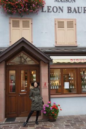 フランスの最も美しい村エギスアイムとコルマールを訪ねる_a0138976_18151070.jpg