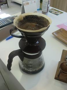 COFFEE を楽しむ★_f0172281_6101467.jpg