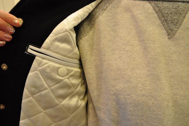 改良を重ね続けるお洋服 ・ ・ ・     スウェット_b0110586_20535293.jpg