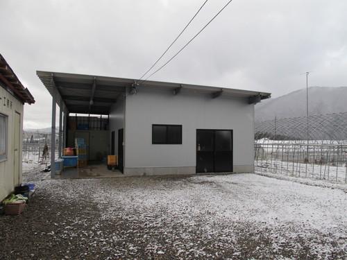 雪が里へ降りてきました!!_b0152504_2202491.jpg