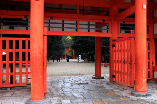 下鴨神社 紅葉の終盤_e0048413_16143197.jpg