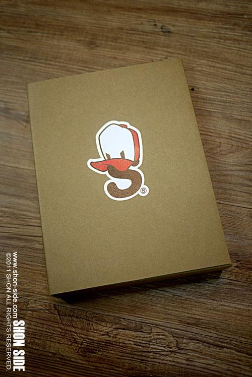 Cap Duck Clock完成。_a0077842_8304714.jpg
