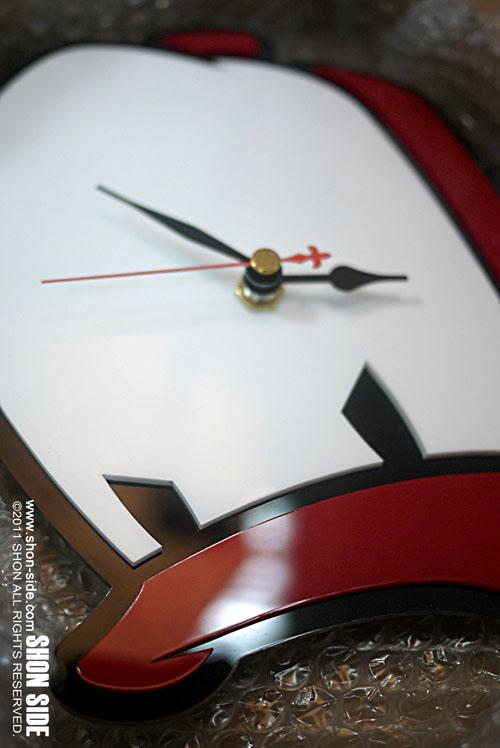 Cap Duck Clock完成。_a0077842_8322074.jpg