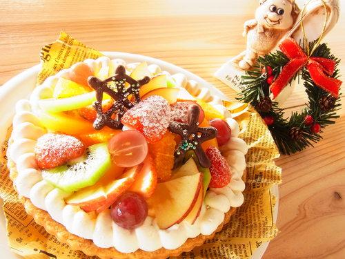 Merry X\'mas CAKE_b0207642_1455533.jpg