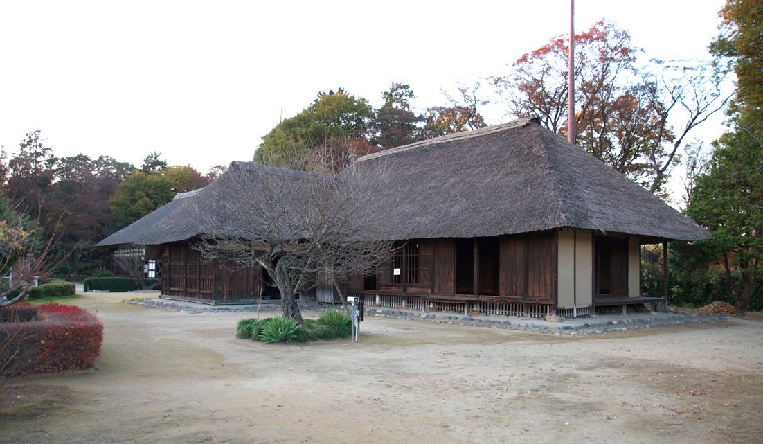 古河総合公園3 民家_e0127948_1818585.jpg