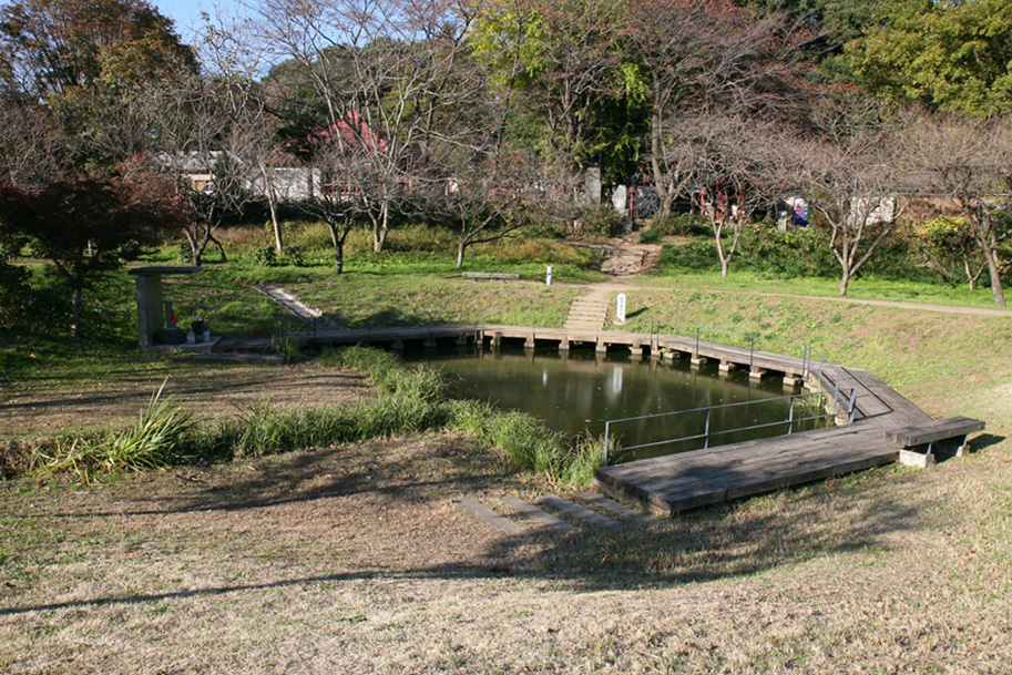 古河総合公園3 民家_e0127948_1826546.jpg