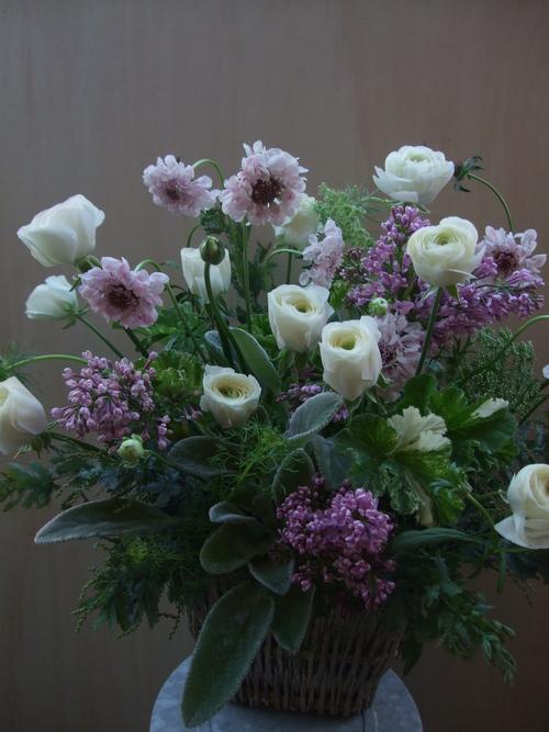オークリーフ(お悔やみのお花)_f0049672_1848165.jpg