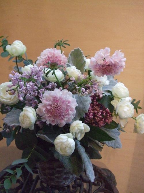 オークリーフ(お悔やみのお花)_f0049672_1850129.jpg