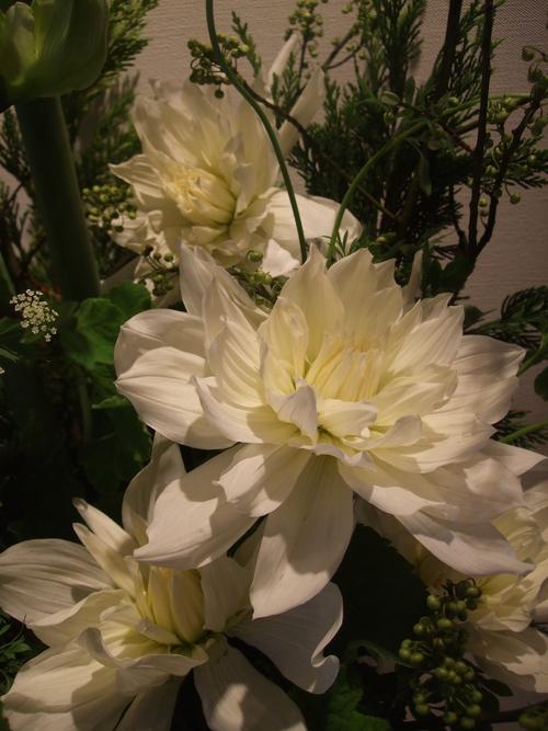 オークリーフ(お悔やみのお花)_f0049672_18511510.jpg