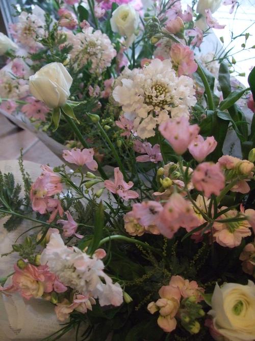 オークリーフ(お悔やみのお花)_f0049672_18545196.jpg