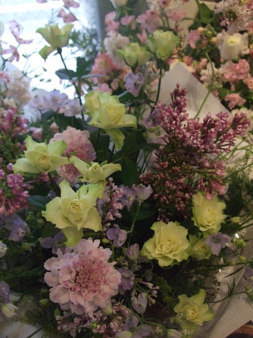 オークリーフ(お悔やみのお花)_f0049672_1855260.jpg