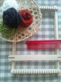 12/12『毛糸でつくるちいさな織りもの』ワークショップ開催します!_b0184796_18254392.jpg