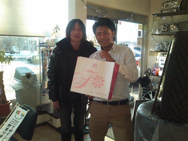ランクル TOMMY札幌店 12月10日!徳永様 ランクル80 ご成約☆_b0127002_2132143.jpg