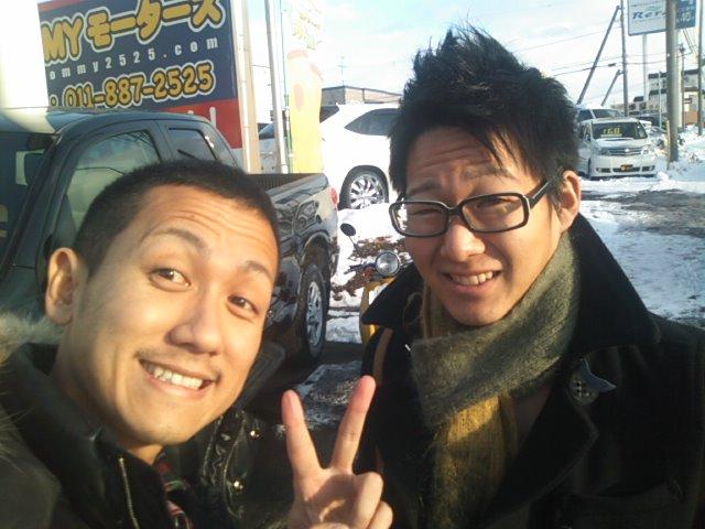 ランクル TOMMY札幌店 12月10日!徳永様 ランクル80 ご成約☆_b0127002_22442739.jpg