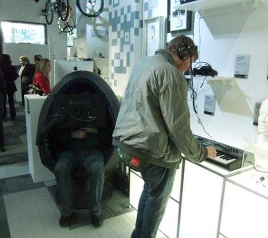 タイムズ・スクエアに過去最大スペースでオープン Wired Store 2011_b0007805_0541886.jpg